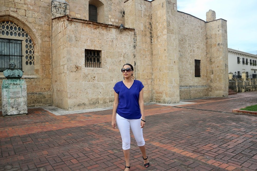 Dominican Blogger