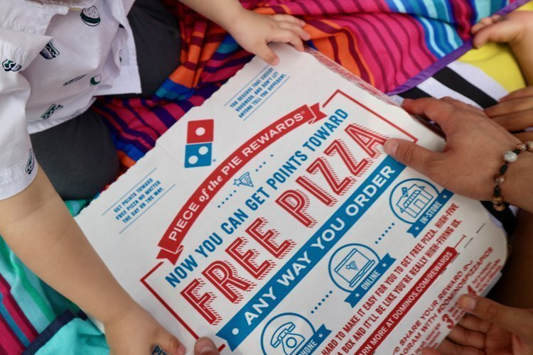 dominos pizza gift card