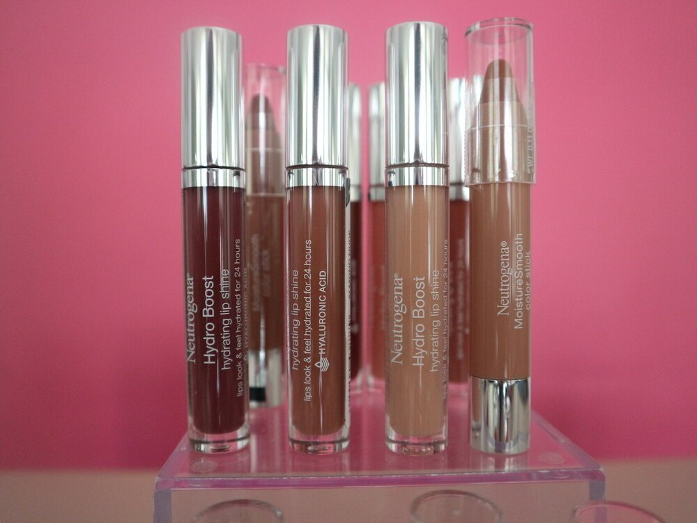 Neutrogena Hydro Boost Hydrating Lip Shine - Ballet Pink